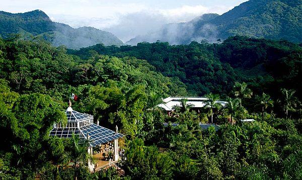 Puerto vallarta botanical gardens tourism award the - Puerto vallarta botanical gardens ...