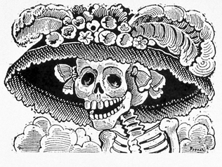 la catrina day of the dead